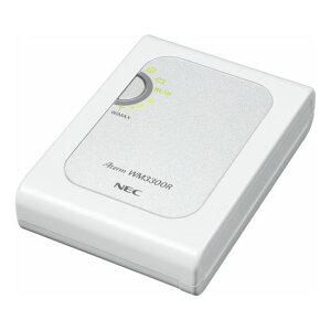 DIS mobile WiMAX専用無線LAN内蔵モバイルルーター【回線セット販売】PA-WM3300R(AT)-D【WiMAX】