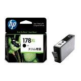 HP ヒューレットパッカードHP純正インクカートリッジ HP178XL 黒 スリム増量 CN684HJ(2257727)代引不可 通常送料1万円未満