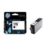 【HP(ヒューレット・パッカード)】HP純正インクカートリッジ HP178 黒 (CB316HJ)(2204741)※代引不可 【送料区分:通常送料(1万円未満)】