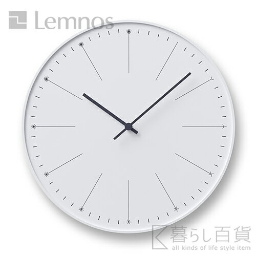 dandelion 掛け時計