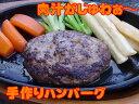 【いい肉屋】当店特製■ビッグハンバーグ[200g・1個]でっ・・でかい!肉汁がじゅわぁ?♪