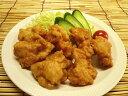 大分の郷土料理!【いい肉屋】大分名物・とり天(若鶏むね肉)[1袋・約300g入り]☆ポン酢・からし付