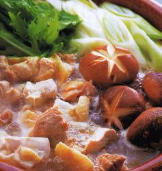 [産直奈良県]大和肉鶏水炊きセット