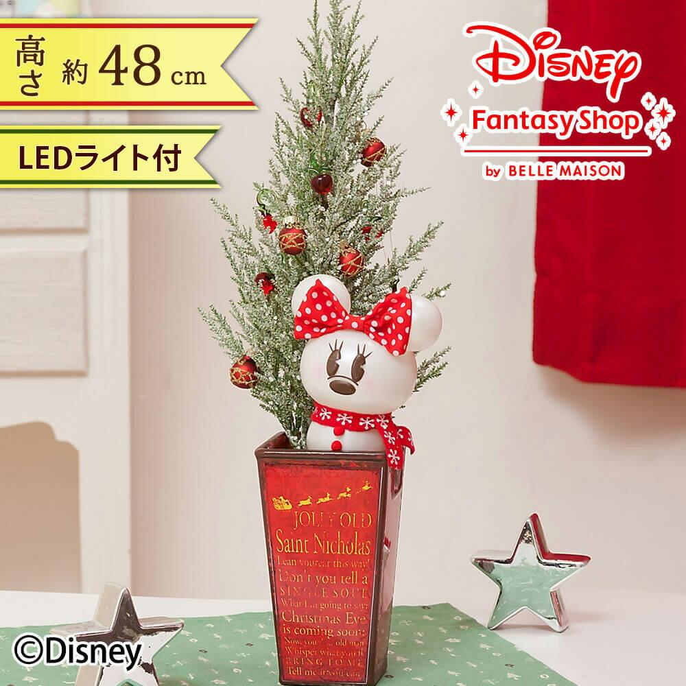 楽天市場】クリスマス特集 ディズニーフラワーギフト ミニツリーセット