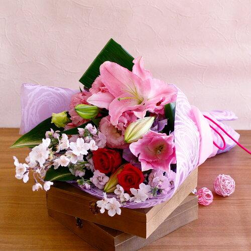 花束「桜〜春の慶び〜」