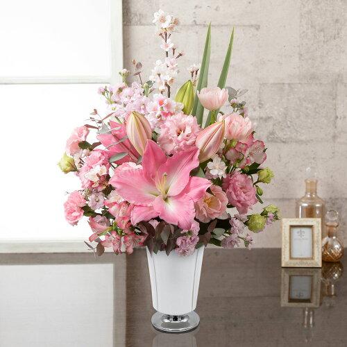 アレンジメント「Classy Spring〜桜咲く春〜」」