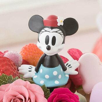 【ディズニーフラワーギフト】【プリザーブドフラワー】「ハピネスcake〜ミッキー〜」