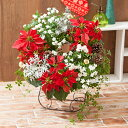 お客様を華やかにおもてなし!ホワイトクリスマスをイメージしたウェルカムリース【クリスマス...