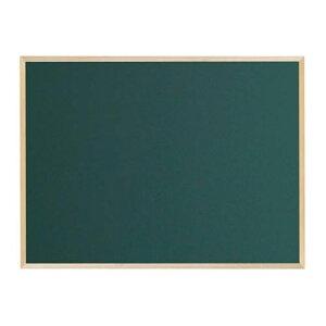 馬印木枠ボードスチールグリーン黒板1200×900mmWOS34文具・玩具文具