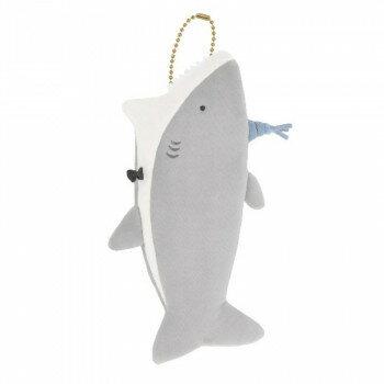 10000円以上送料無料 ルーミーズパーティー ペンポーチ 記憶喪失のサメ 48153-72 【文具・玩具 レビュー投稿で次回使える2000円クーポン全員にプレゼント文具】