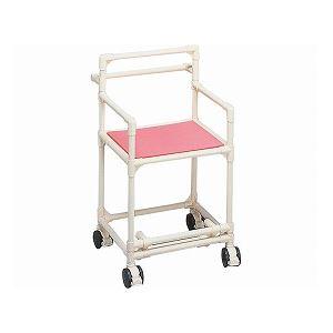 直送トマトシャワーキャリー(背もたれ肘付型)/TY-805(P)ピンクダイエット・健康健康器具介護用品