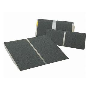 直送イーストアイポータブルスロープアルミ1枚板タイプ(PVTシリーズ)/PVT025長さ25.5cmダイエット・健康健康器具介護用品