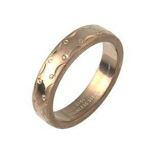 ステンレスリング アラベスク模様 ブロンズカラー 9号 ファッション リング・指輪 その他のリング・指輪 レビュー投稿で次回使える2000円クーポン全員にプレゼント