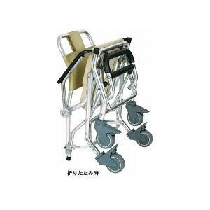 直送睦三シャワーキャリーLX-II/No.5022ダイエット・健康健康器具介護用品