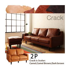 直接沙發兩個座位暗棕色 vintagestandardsofacrack 家居用品、 室內、 室內配件和傢俱沙發兩人沙發