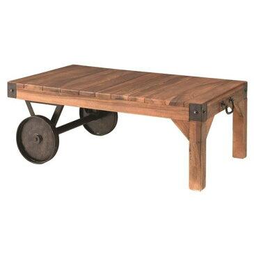 10000円以上送料無料 サイドテーブル(トロリー型テーブルS) 木製/アイアン TTF-117 生活用品・インテリア・雑貨 インテリア・家具 テーブル センターテーブル その他のセンターテーブル レビュー投稿で次回使える2000円クーポン全員にプレゼント