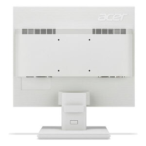 直送Acer17型スクエア液晶ディスプレイ(非光沢/1280x1024/250cd/100000000:1/5ms/ホワイト/ミニD-Sub15ピン)V176Lwmf