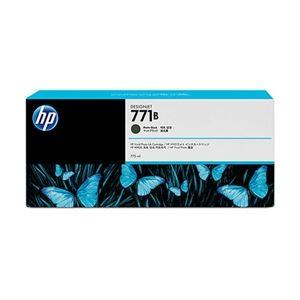 直送HP771BインクカートリッジマットブラックB6X99A