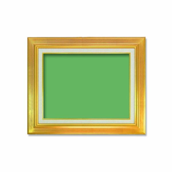 產品詳細資料,日本Yahoo代標|日本代購|日本批發-ibuy99|興趣、愛好|藝術品、古董、民間工藝品|【送料無料】【油額】油絵額・キャンバス額・金の油絵額・銀の油絵額 ■P6号(410×273mm)「…
