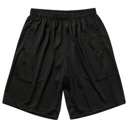 【送料無料】UVカット・吸汗速乾・4.1オンスさらさらドライショートパンツ XXL ブラック ファッション ボトムス パンツ メンズ レビュー投稿で次回使える2000円クーポン全員にプレゼント