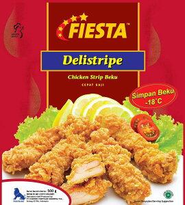 Fiesta Delistripe Halal(チキンカツ ハラール)
