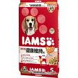 ペット用品 犬用食品(フード・おやつ) プレミアム・ドッグフード アイムス 成犬用 健康維持用 ラム&ライス 小粒 5kg