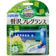 日用品 掃除用品 掃除用洗剤 スクラビングバブル トイレスタンプ 贅沢フレグランス アロマティックグリーンの香り 本体 38g