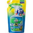日用品 掃除用品 掃除用洗剤 スクラビングバブル 強力バスクリーナー フルーティアップルの香り つめかえ用 350ml