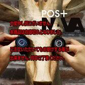 レビュー投稿で次回使える2000円クーポン全員にプレゼント 直送 【ペアウォッチ】 ピーオーエス POS ナヴァデザイン NAVA Design Ora unica ブラック NVA020010 【腕時計 ペアウォッチ】