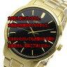 レビューで次回2000円オフ 直送 セイコー SEIKO クオーツ メンズ 腕時計 SUR200P1 ブラック 【腕時計 海外インポート品】
