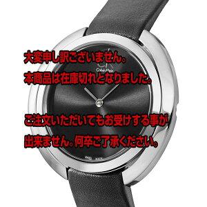 レビュー投稿で次回使える2000円クーポン全員にプレゼント直送カルバンクラインCalvinKleinクオーツレディース腕時計K3U231.C1ブラック【腕時計海外インポート品】