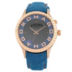 レビュー投稿で次回使える2000円クーポン全員にプレゼント直送ロマゴデザインROMAGODESIGNレディースクオーツ腕時計RM78-0505STRGローズゴールド【腕時計海外インポート品】