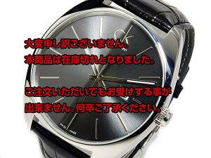 レビュー投稿で次回使える2000円クーポン全員にプレゼント直送カルバンクラインCalvinKleinエクスチェンジクオーツメンズ腕時計K2F21107【腕時計海外インポート品】