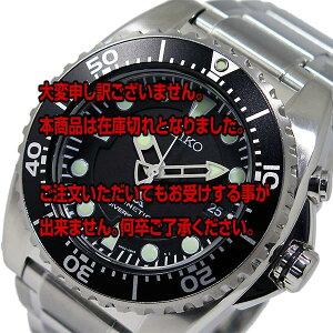 レビュー投稿で次回使える2000円クーポン全員にプレゼント直送セイコーSEIKOキネティックKINETICダイバー腕時計SKA371P1【腕時計海外インポート品】