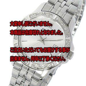 レビュー投稿で次回使える2000円クーポン全員にプレゼント直送セイコーSEIKOクオーツレディース腕時計SUR741P1シルバー【腕時計海外インポート品】