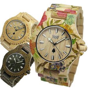 レビュー投稿で次回使える2000円クーポン全員にプレゼント直送ウィーウッドWEWOOD木製腕時計DATE-FLOWER-BEIGEベージュ9818035国内正規【腕時計国内正規品】