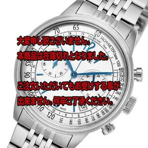 レビュー投稿で次回使える2000円クーポン全員にプレゼント直送ゾンネSONNEヒストリカルコレクションクロノクオーツメンズ腕時計HI002SVシルバー【腕時計低価格帯ウォッチ】
