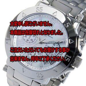 レビュー投稿で次回使える2000円クーポン全員にプレゼント直送サルバトーレマーラクオーツクロノ腕時計SM8005SS-SSWHMOPホワイトパール【腕時計低価格帯ウォッチ】