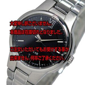 レビュー投稿で次回使える2000円クーポン全員にプレゼント直送セイコーSEIKOソーラークオーツレディース腕時計SUT229P1ブラック【腕時計海外インポート品】