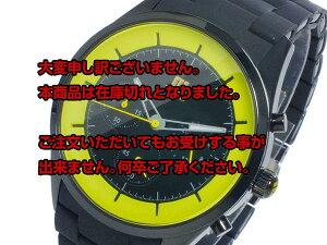 レビュー投稿で次回使える2000円クーポン全員にプレゼント直送ヌーティッドNUTIDCRATERクオーツメンズクロノ腕時計N-1404P-ABK/YE【腕時計国内正規品】