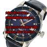 レビュー投稿で次回使える2000円クーポン全員にプレゼント 直送 オリエント ORIENT 自動巻き メンズ 腕時計 SAC0A004D0 ネイビー 【腕時計 海外インポート品】