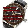 レビューで次回2000円オフ 直送 オリエント ORIENT 自動巻き メンズ 腕時計 SAC0A005T0 ブラック/ダークブラウン 【腕時計 海外インポート品】