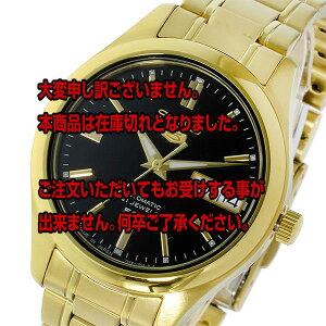 レビュー投稿で次回使える2000円クーポン全員にプレゼント直送セイコーSEIKOセイコー5SEIKO5自動巻きレディース腕時計SNK874J1ブラック【腕時計海外インポート品】