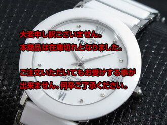 テクノス TECHNOS ceramic watch T9120TW