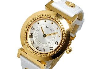 レビュー投稿で次回使える2000円クーポン全員にプレゼント直送ヴェルサーチVERSACEヴァニティVANITYクオーツレディース腕時計P5Q80D001S001【腕時計海外インポート品】