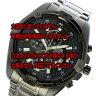 レビュー投稿で次回使える2000円クーポン全員にプレゼント 直送 オリエント ORIENT クロノ クオーツ メンズ 腕時計 STT0Y001B0 ブラック 【腕時計 海外インポート品】