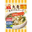 大麦工房ロア 大麦具だくさんスープ 参鶏湯 13.5g×6袋