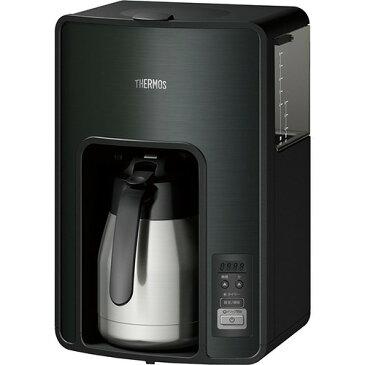 10000円以上送料無料 サーモス 真空断熱ポット コーヒーメーカー ECH-1001 BK ブラック(1台) 家電 調理家電 コーヒーメーカー レビュー投稿で次回使える2000円クーポン全員にプレゼント