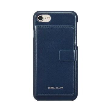 10000円以上送料無料 エブルイ iPhone8/7 バックパックバー ネイビー EB9885i7(1コ入) 家電 スマートフォン・携帯電話 ケース・カバー レビュー投稿で次回使える2000円クーポン全員にプレゼント