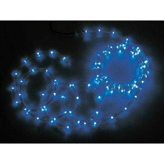 用評論投稿對所有的下次可以使用的2000日圆優惠券禮物杰夫com LED軟體霓虹燈4m青×藍PR3L-E24-04BB